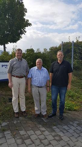 Zertifizierung bei prometho GmbH