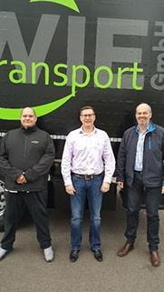 Erfolgreiche Auditierung nach IFS Logistics