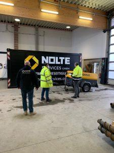 Auditierung NOLTE SERVICES GmbH
